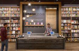 Tienda Amazon Books: tienda física de Amazon