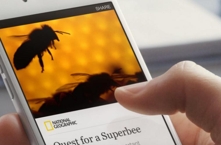 Los Instant Articles de Facebook modifican su política publicitaria