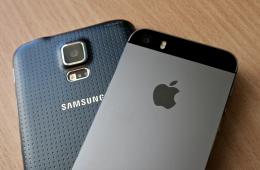 Samsung vs Apple, una lucha por patentes telefónicas