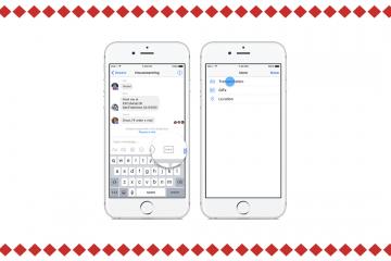Messenger Transportation, una opción para pedir un coche Uber desde Facebook