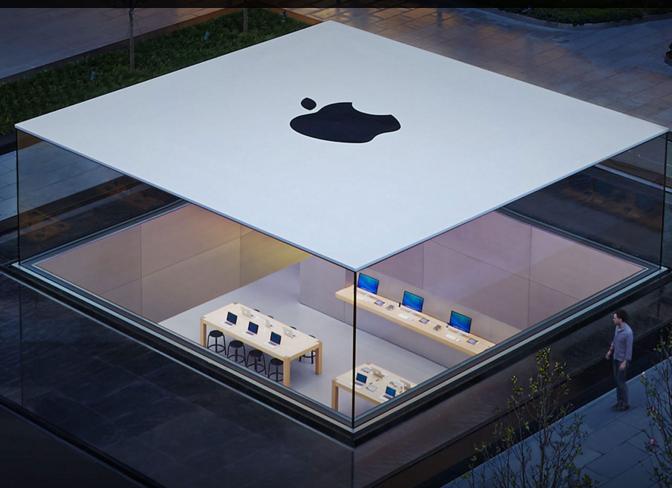 apple store web