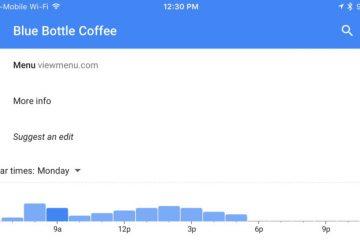 Maps Google iOS te mostrará la concurrencia en tiempo real de tiendas físicas