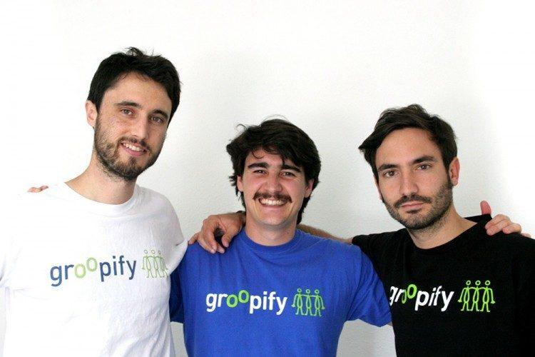 app de citas groopify