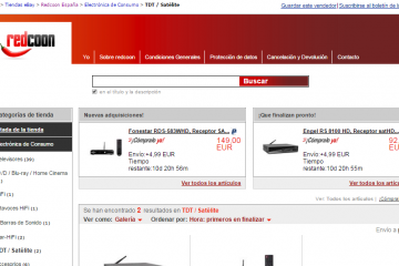 redcoon.es