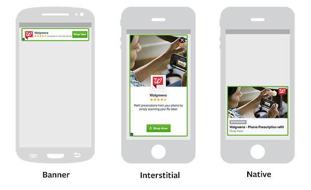 Facebook Audience Network incluirá soporte para la web móvil