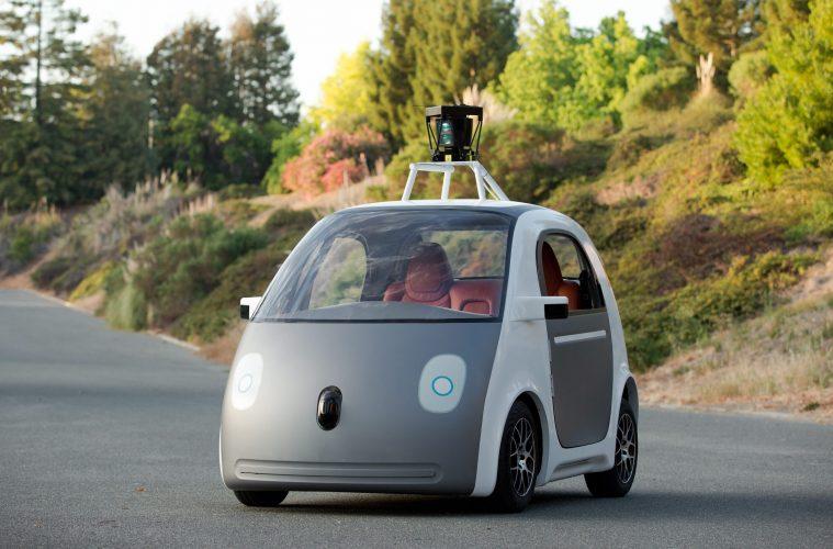 El proyecto de los coches Google sigue en búsqueda de un partner