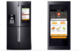 MasterCard prepara Groceries, una app para comprar desde el frigorífico