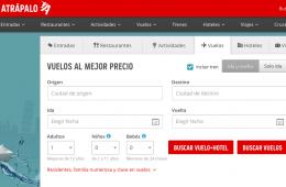 La app de ocio y viajes Atrápalo crece en Latinoamérica facturando 330M€ en 2015