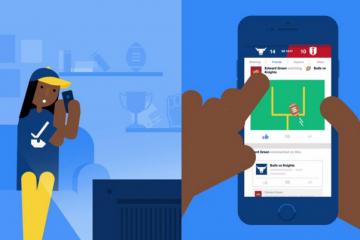 Facebook lanza Facebook Sports Stadium, una app para la transmisión social de eventos deportivos