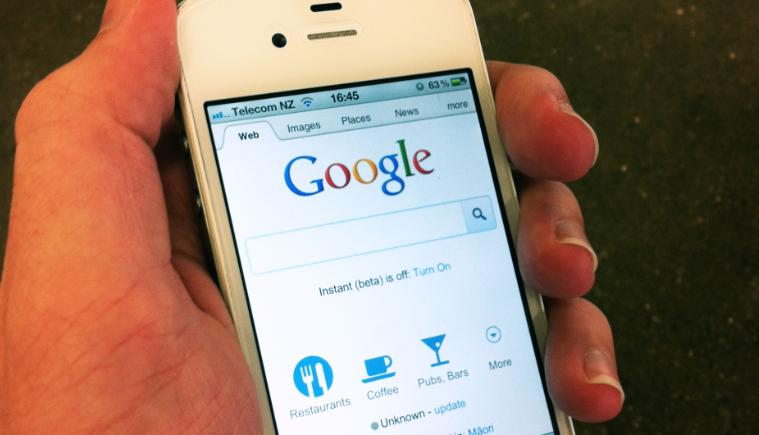 Apple recibió más de 926M€ por seguir mostrando el buscador Google en los iPhone