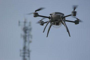 mrw envíos con drone