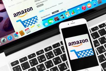 logística de Amazon