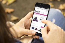 Compra online sector retail