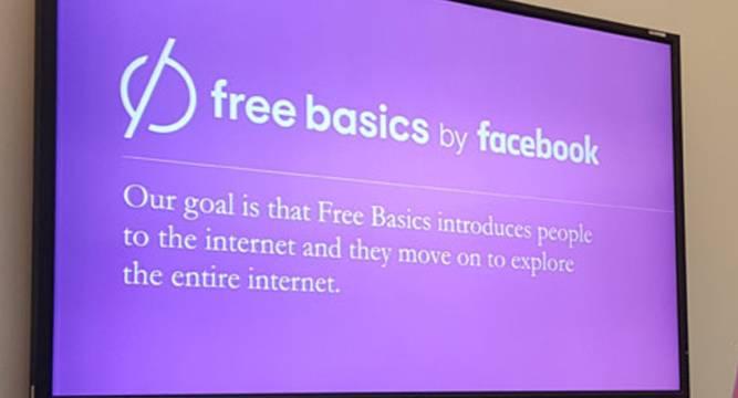 Facebook Free Basics