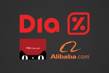 Grupo DIA se lanza a la conquista de China de la mano de T-Mall y Alibaba
