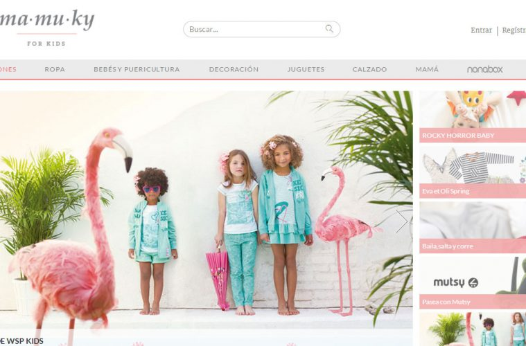 245f3c49b4 Mamuky - ropa infantil