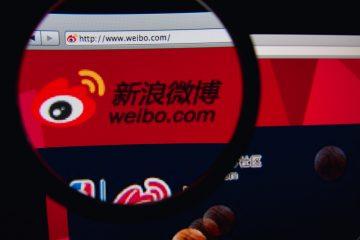 La red social china Weibo tuvo 134 millones de usuarios activos durante el Año Nuevo Chino