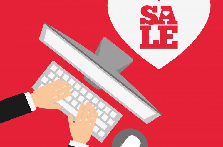 Cómo aprovechar la compra de regalos de San Valentín online en tu eCommerce