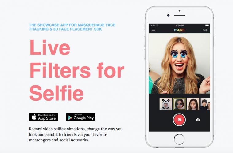 Facebook adquiere Masquerade (MSQRD) para agregar filtros especiales a tus vídeos