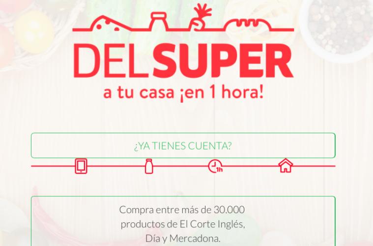 DelSuper.es se introduce al mundo IoT con la tecnología Click & GO