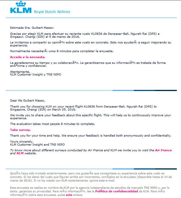 KLM-marketing-automation