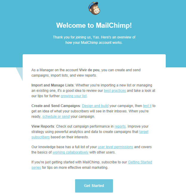 Mailchimp-marketing-automation