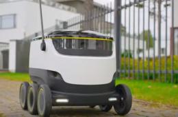 Starship Technologies introduce a modo de prueba robots no tripulados para entregas eCommerce