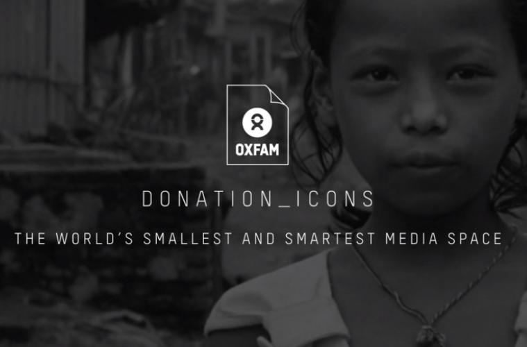 iconos donación