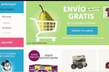 Ulabox Madrid, el próximo objetivo del supermercado online de Barcelona
