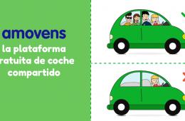 Amovens cobrará 1€ de comisión por pagos online que reciban sus conductores