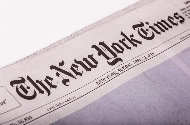 The New York Times implementa una nueva estrategia para combatir el uso del ad blocker