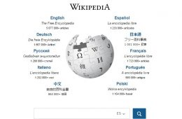 wikipedia con voz