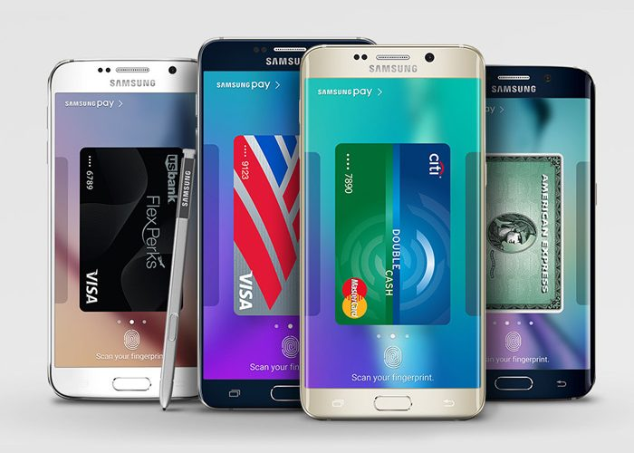 Samsung Pay y Apple Pay