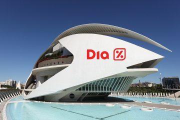 Las tiendas de DIA online se extienden a Valencia y Alicante