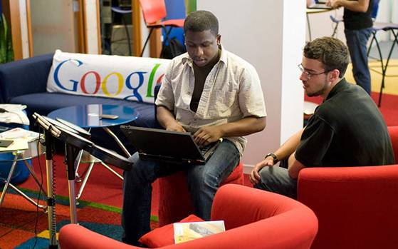 incubadora de startups de Google area 120