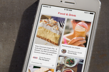 Pinterest lanza Pins Promocionados en UK