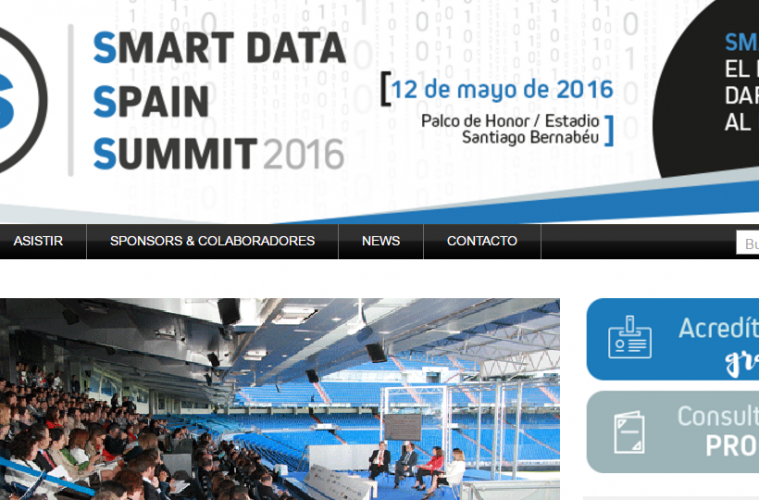 smart data spain summit