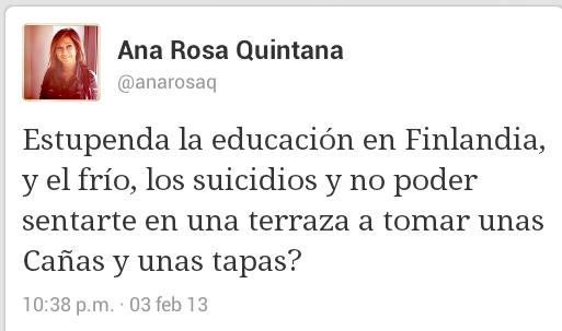 Ana Rosa Quintana fail Twitter