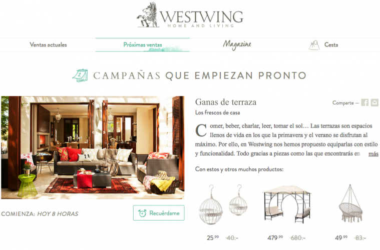 westwing online