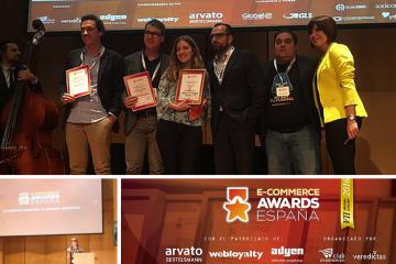 Ulabox y Birchbox, los más destacados en los eCommerce Awards 2016