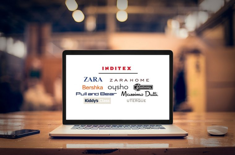 221822a6a5e Historia de Inditex online  estrategia eCommerce del gigante de la moda