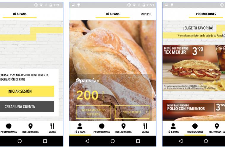 app de pans&company