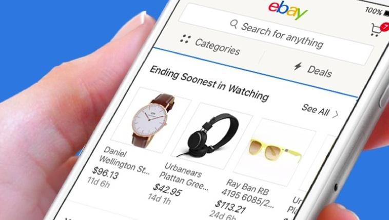 la app de ebay renueva su imagen e interfaz en ios y android. Black Bedroom Furniture Sets. Home Design Ideas