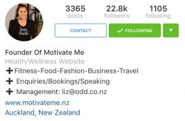 perfiles de empresa en instagram