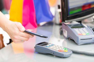 Usar una aplicación para pagar con el movil