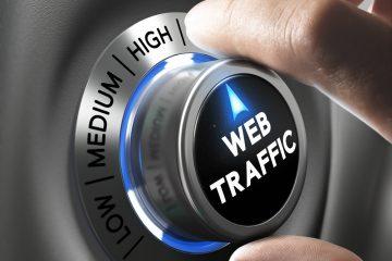 aumentar el tráfico