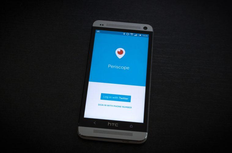 Los vídeos en Periscope ahora podrán ser guardados para siempre