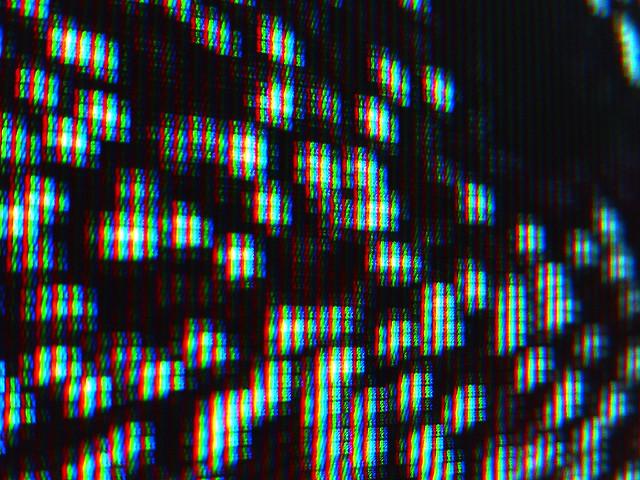 píxel de impresión