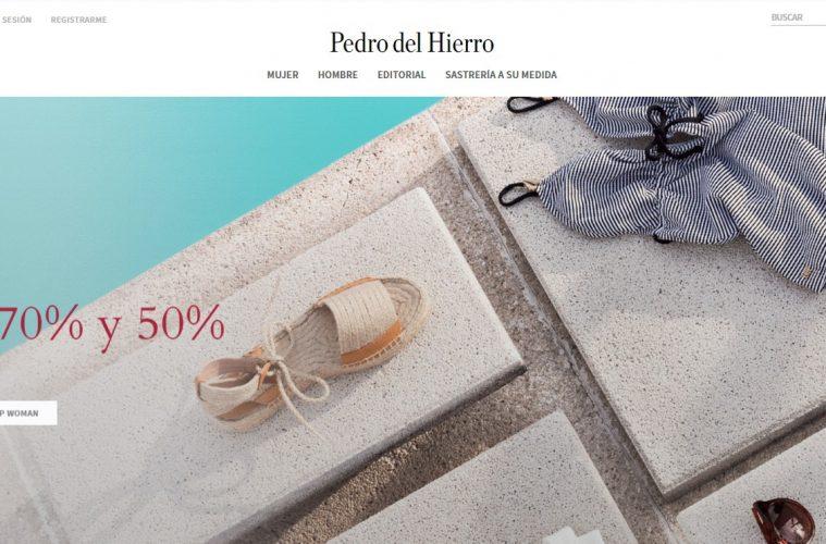 Pedro del Hierro online