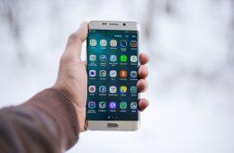 enlaces en aplicaciones móviles